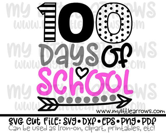 100 days of school svg #1174, Download drawings