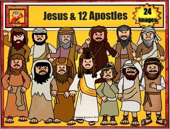 12 Apostles clipart #8, Download drawings
