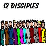 12 Apostles clipart #14, Download drawings