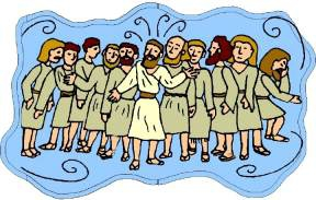 Apostles clipart #2, Download drawings