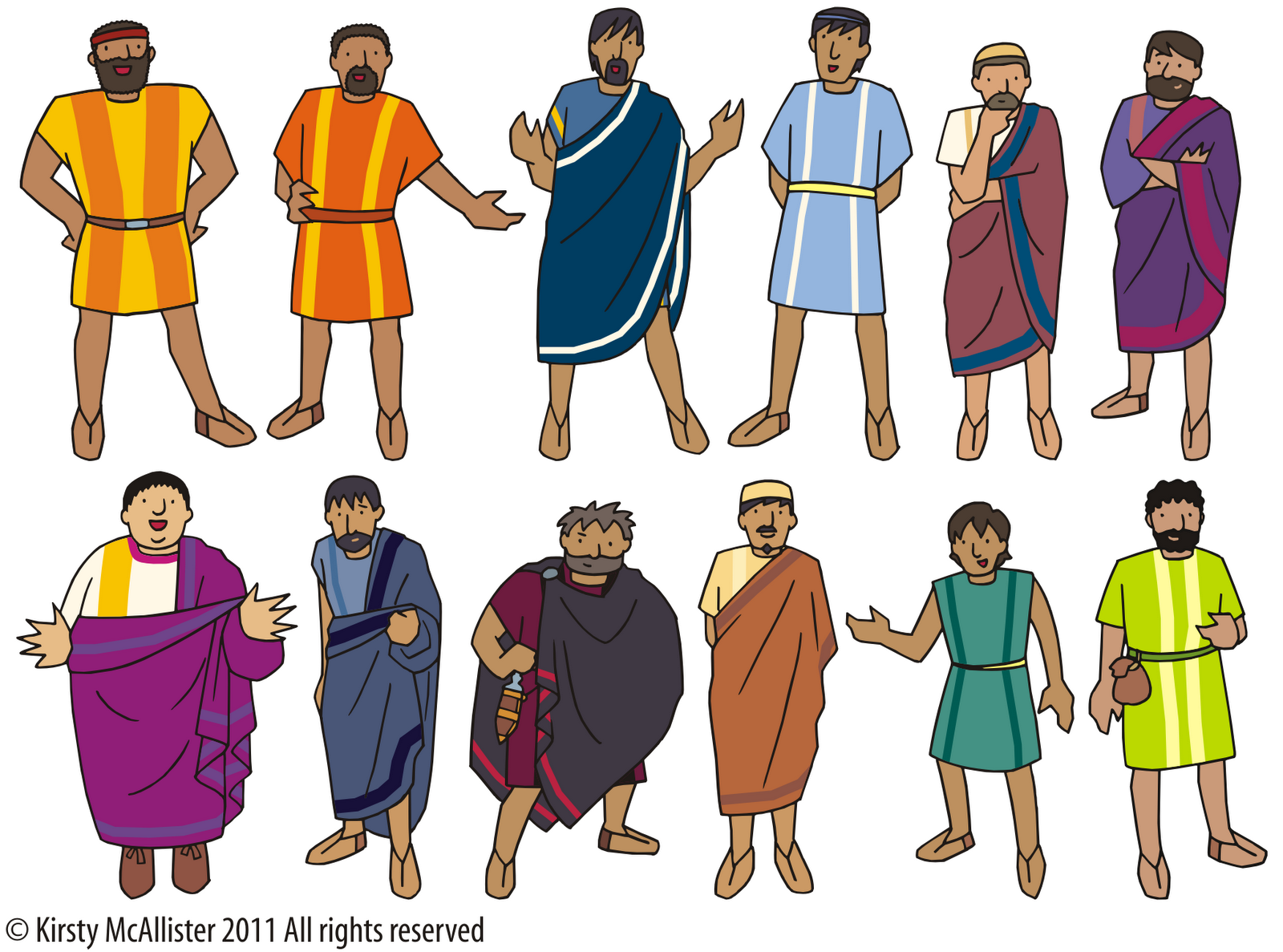 Apostles clipart #14, Download drawings