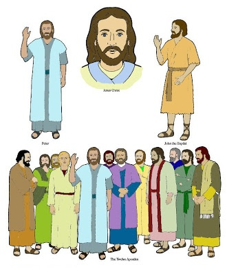 The Twelve Apostles clipart #16, Download drawings