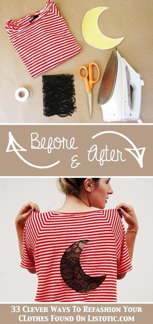 20 DIY Clothes Life Hacks