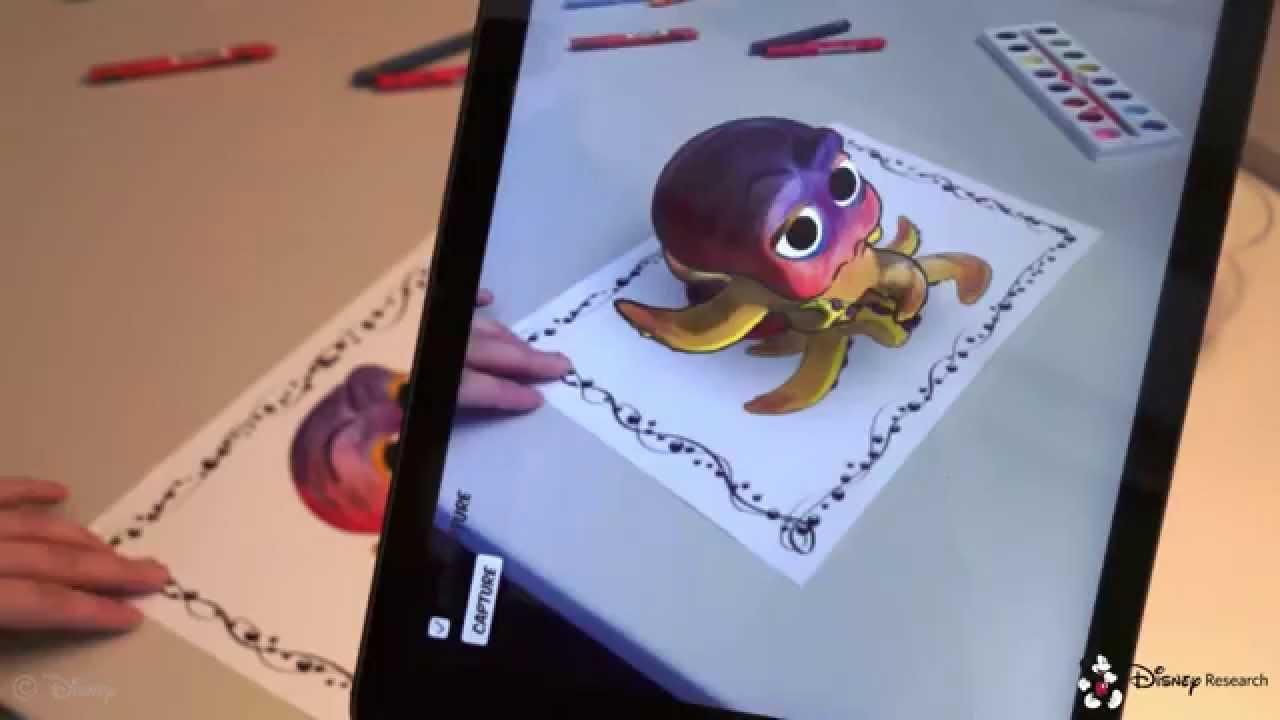 3D coloring #10, Download drawings