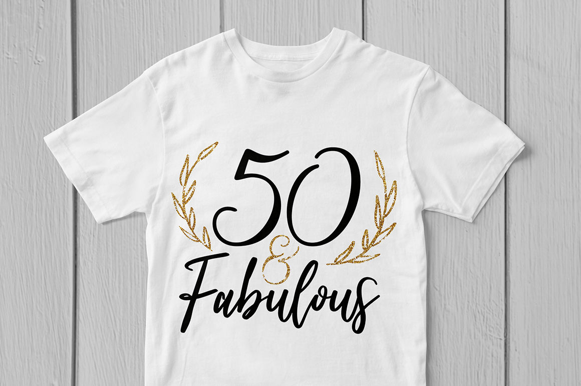 50 and fabulous svg #968, Download drawings