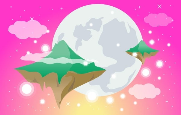 Dreamy World svg #13, Download drawings