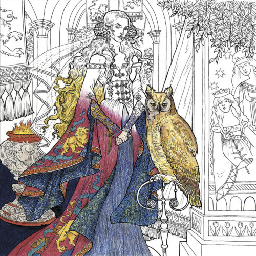 George R.r. Martin coloring #1, Download drawings