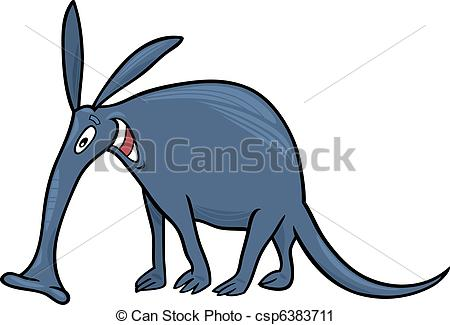 Aardvark clipart #14, Download drawings