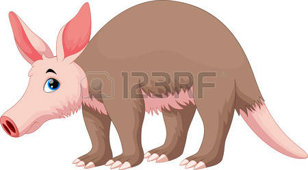 Aardvark clipart #15, Download drawings