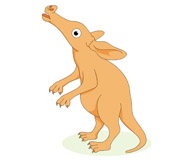 Aardvark clipart #5, Download drawings