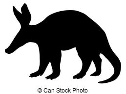 Aardvark clipart #2, Download drawings