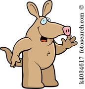 Aardvark clipart #7, Download drawings