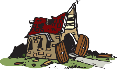 Abandoned clipart #18, Download drawings