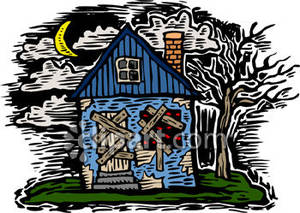 Abandoned clipart #20, Download drawings
