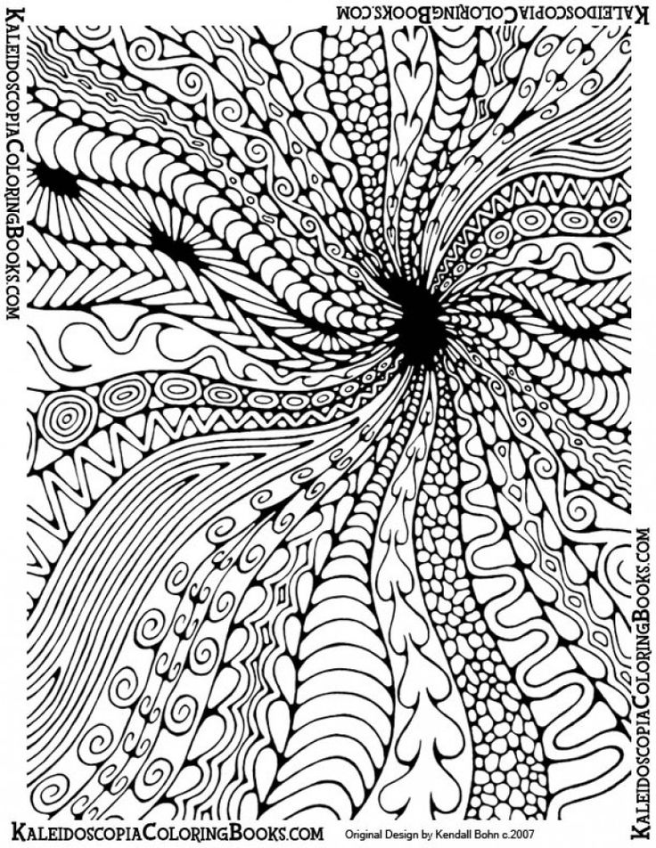 Abstract coloring #1, Download drawings