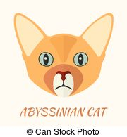 Abyssinian Cat clipart #13, Download drawings