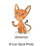 Abyssinian Cat clipart #16, Download drawings