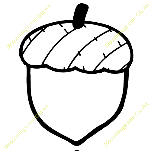 Acorn clipart #12, Download drawings
