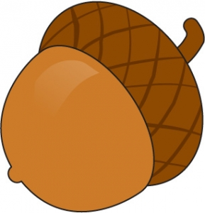 Acorn clipart #18, Download drawings