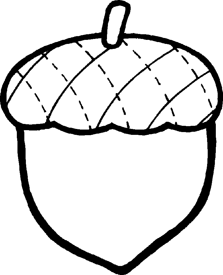 Acorn clipart #7, Download drawings