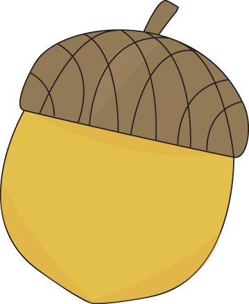 Acorn clipart #14, Download drawings