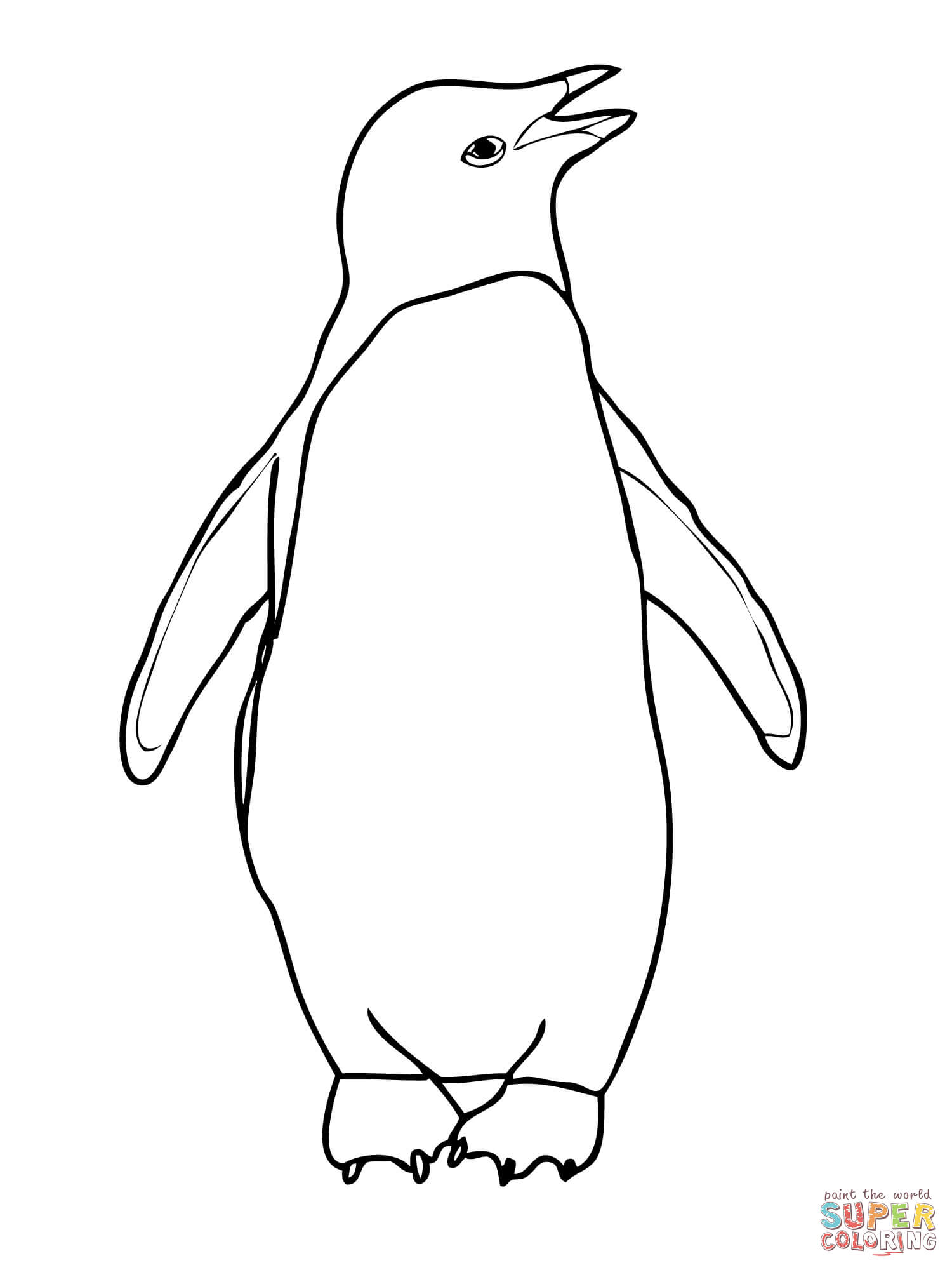Adelie Penguin clipart #2, Download drawings