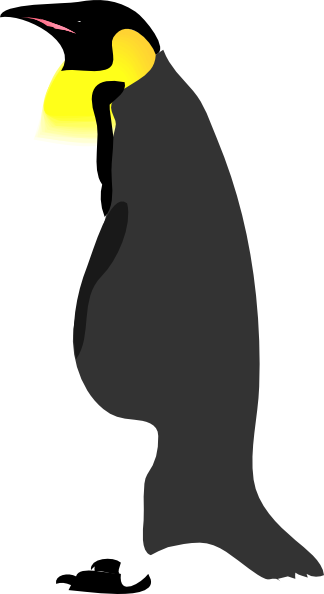 Adelie Penguin clipart #3, Download drawings