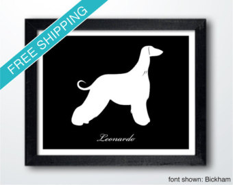 Afghan Hound svg #15, Download drawings
