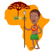 Africa clipart #7, Download drawings