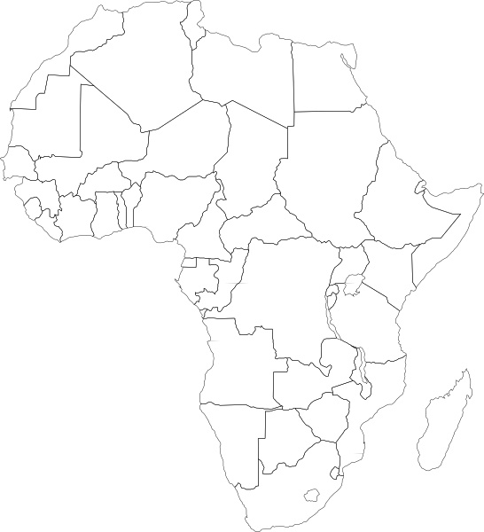 Africa svg #7, Download drawings