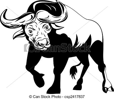 African Buffalo clipart #10, Download drawings