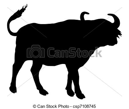 African Buffalo clipart #8, Download drawings