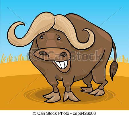 African Buffalo clipart #7, Download drawings