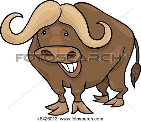 African Buffalo clipart #14, Download drawings
