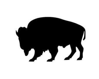 Buffalo svg #17, Download drawings