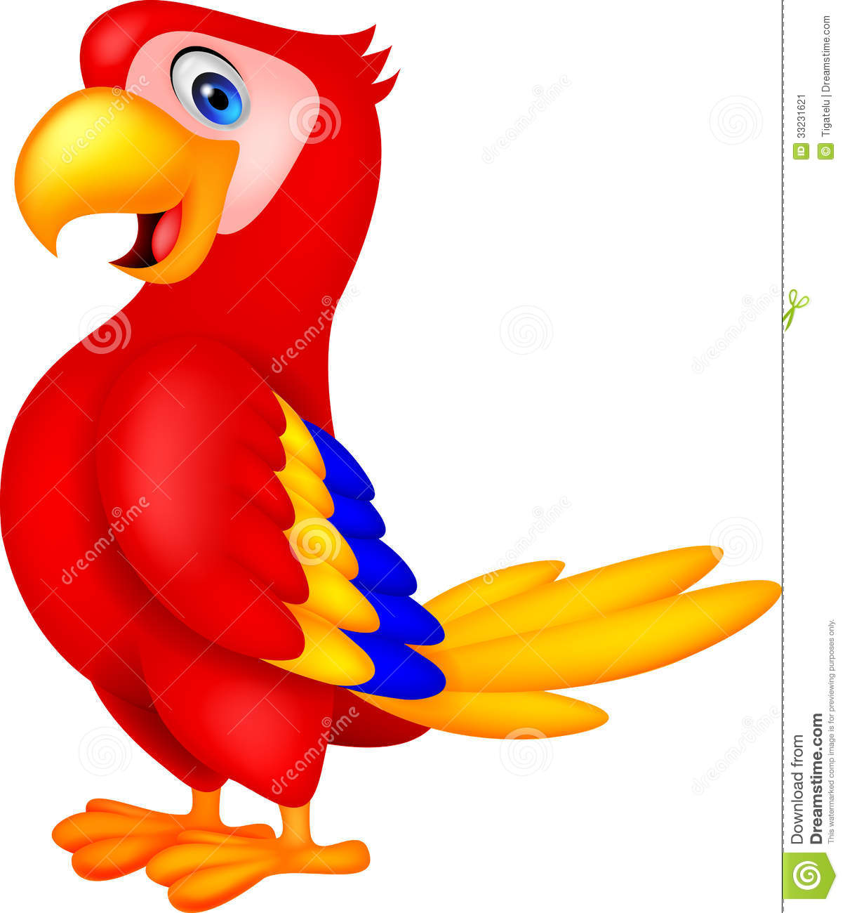African Parrot clipart #12, Download drawings