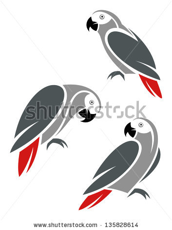 African Parrot clipart #17, Download drawings