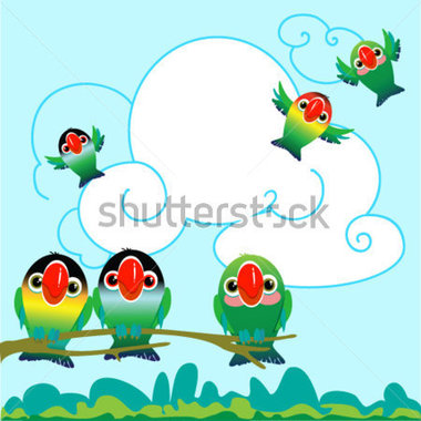 Agapornis clipart #7, Download drawings