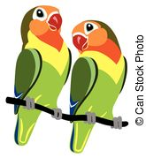 Agapornis clipart #5, Download drawings