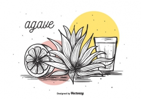 Agave svg #7, Download drawings