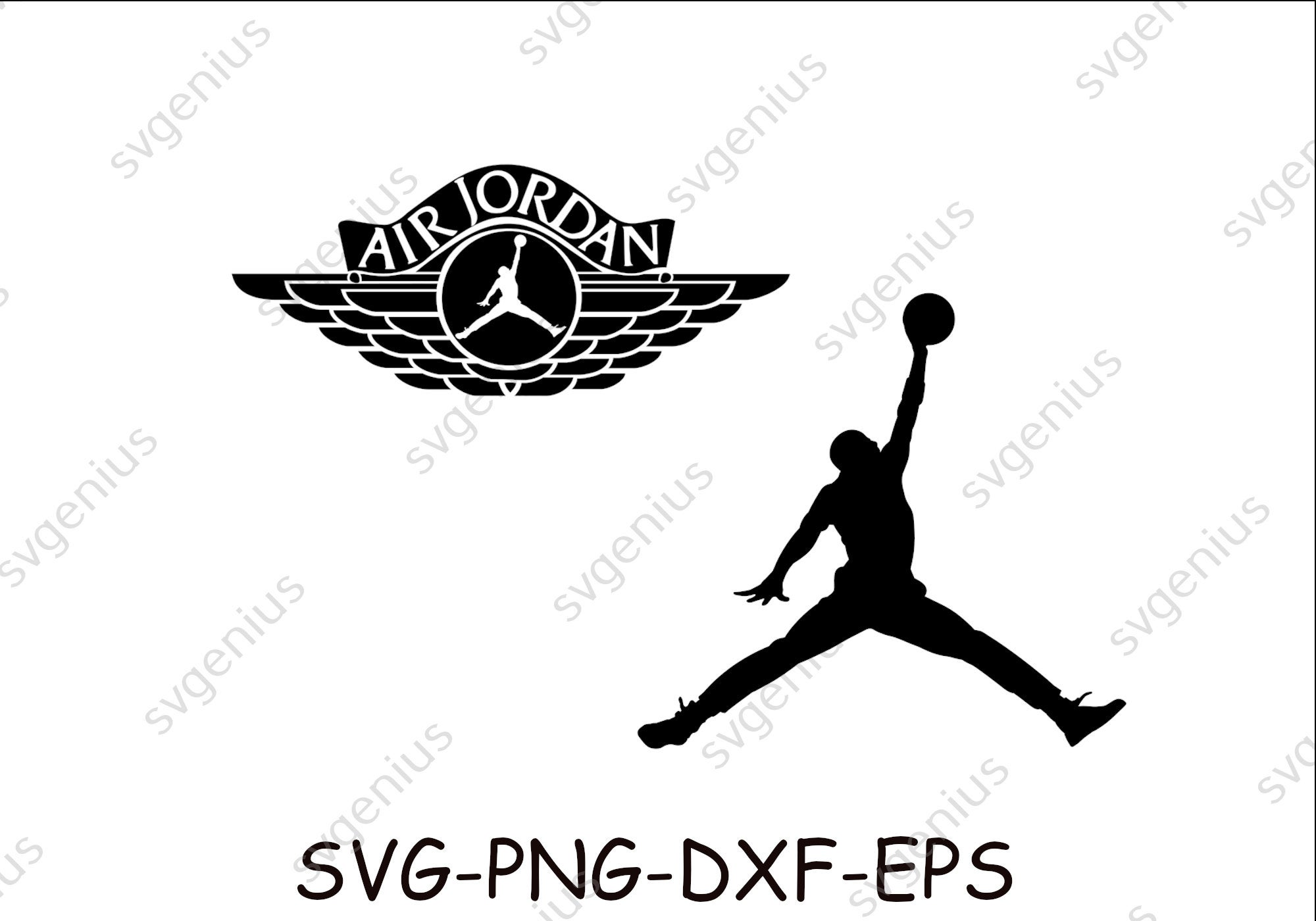 air jordan svg #744, Download drawings