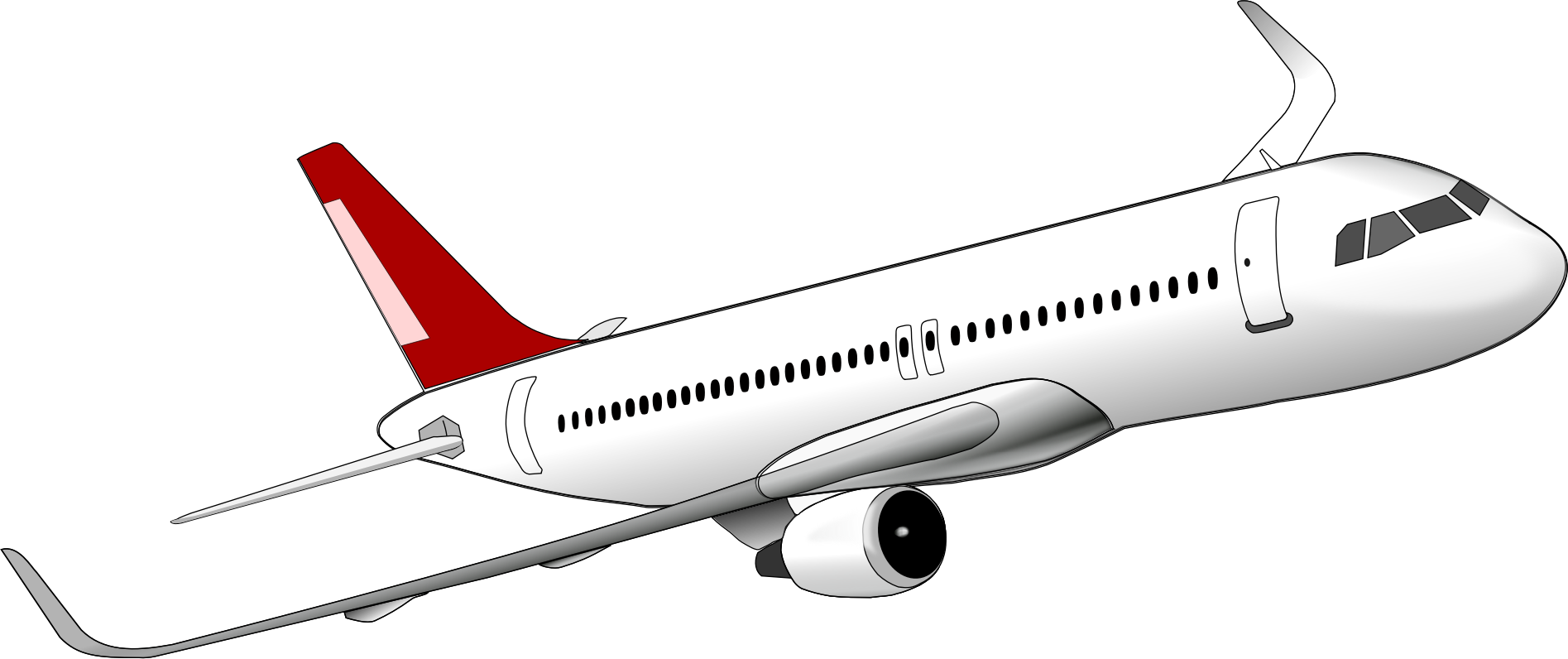 Airbus clipart #18, Download drawings