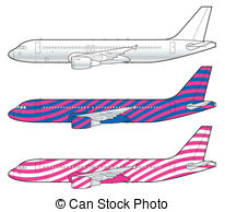 Airbus clipart #12, Download drawings