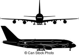 Airbus clipart #11, Download drawings