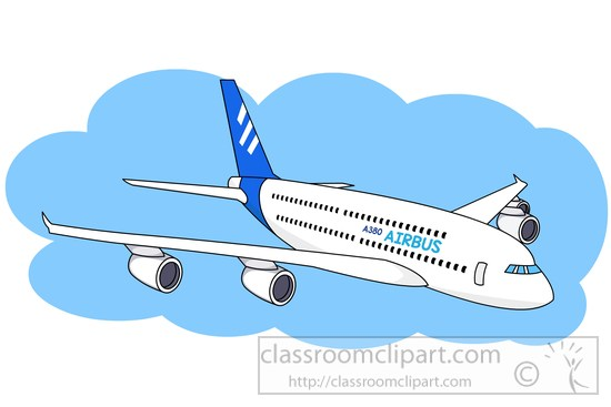 Airbus clipart #15, Download drawings