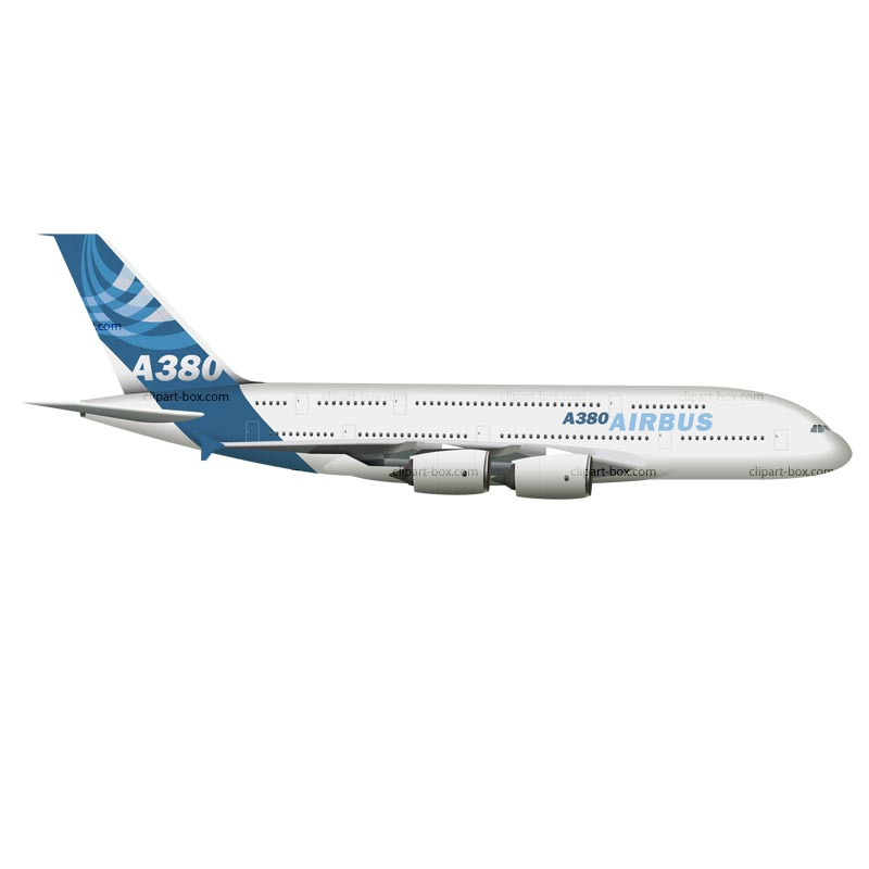 Airbus clipart #20, Download drawings