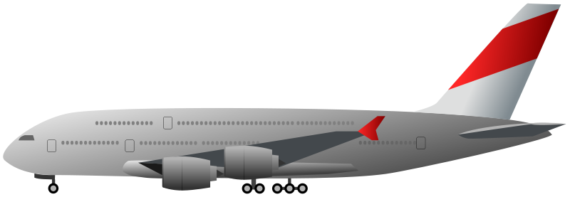 Airbus clipart #17, Download drawings