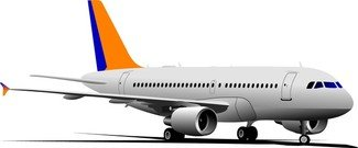 Airbus clipart #14, Download drawings