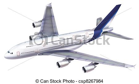 Airbus clipart #13, Download drawings