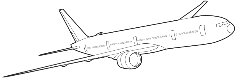 Aircraft clipart #13, Download drawings